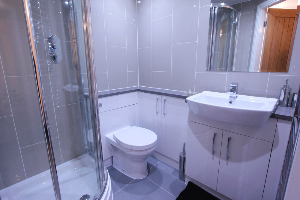 Kingsize En Suite Bathroom