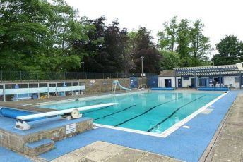 Stanhope Outdoor Heated Pool