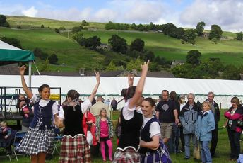 Weardale Agricultural Show